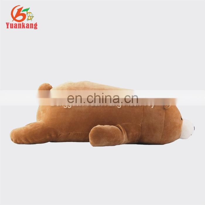 ICTI ODM 67cm giant bear plush teddy bear toy stuffed animal for kids