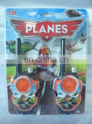 hot sell planes kids toy walkie talkie