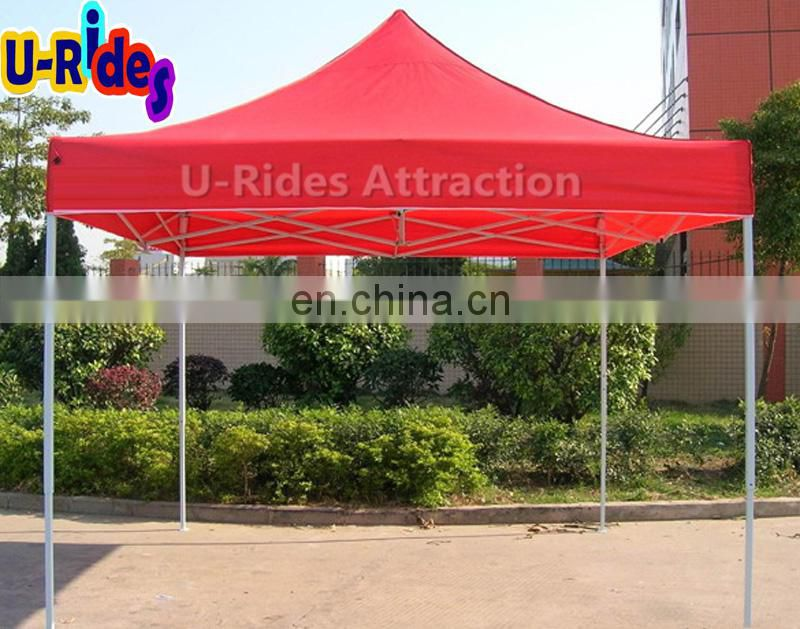Red Color Air Ventilated Aluminum Folding Tent