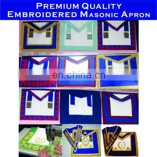 Masonic Sash | Masonic Regalia Sashes | Officers Sash | Masonic