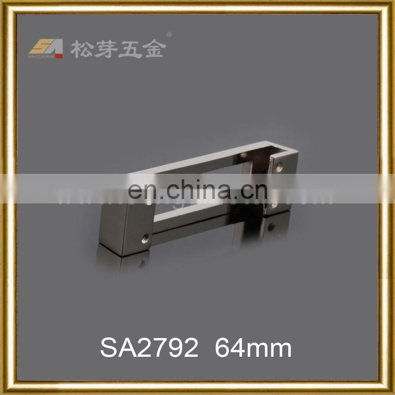 China Donggaun Factory High-end Metal Bag Hardware, Gold Plated And Fake Gold Metal Bag Hardware