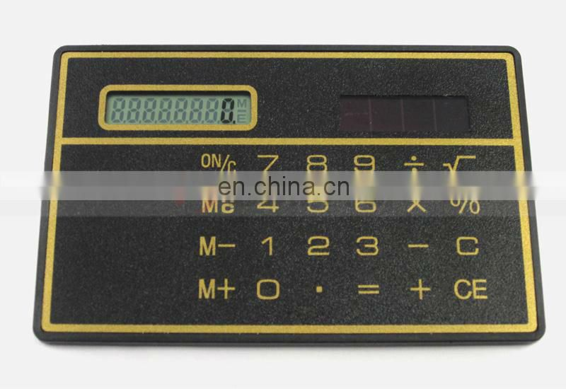 8 Digital Mini Pocket Calculator