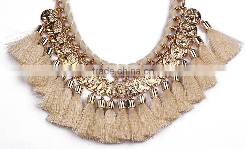 Hot jewelry wholesale jewellery vintage necklace new 2015