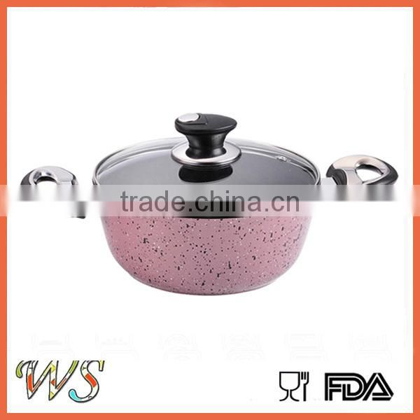 double side aluminum electric boiling water pot