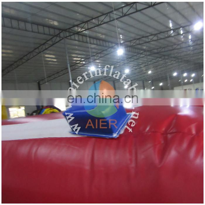 popular inflatable bungee run , wholesale inflatable sport games equipment