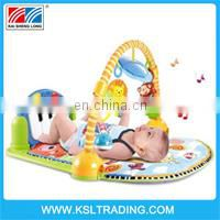 New electric plastic baby musical mobile custom
