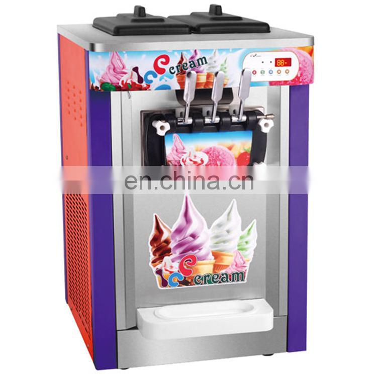 High quality single color ice cream
