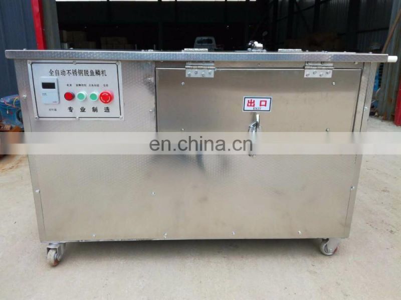 fish descaler machine fish scale remover machine fish processing equipment