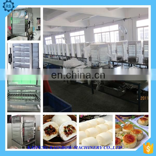 High Performance Commercial used gas noodle rice steamer chicken steamed machine for sale