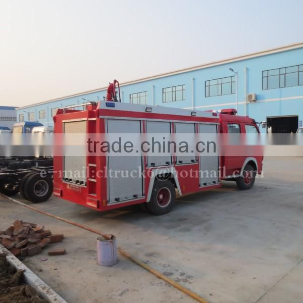 DONGFENG DLK 4*2 Water tank Fighting truck 4 ton