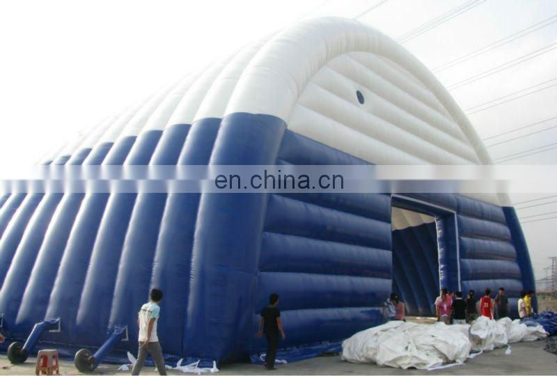 newly inflatable dome with EN14960 certificate