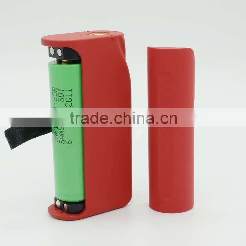Good hand feeling vape mod VTX-40 newest design from vapecige dna40