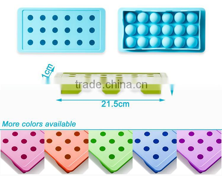New Style Eco-friendly Fancy Ice Cube Trays