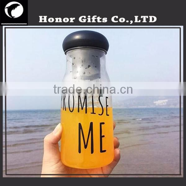 Top Selling Most Popular Customized Logo Water Bottle With Filter