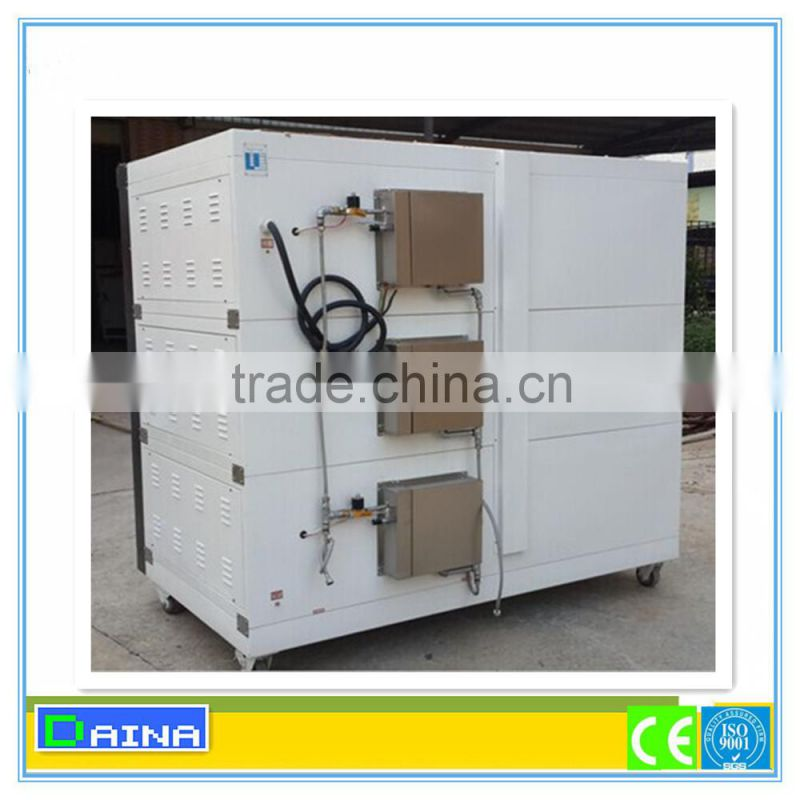 stainless steel commercial gas bread oven, industrial bread baking oven, prices of gas bakery ovens