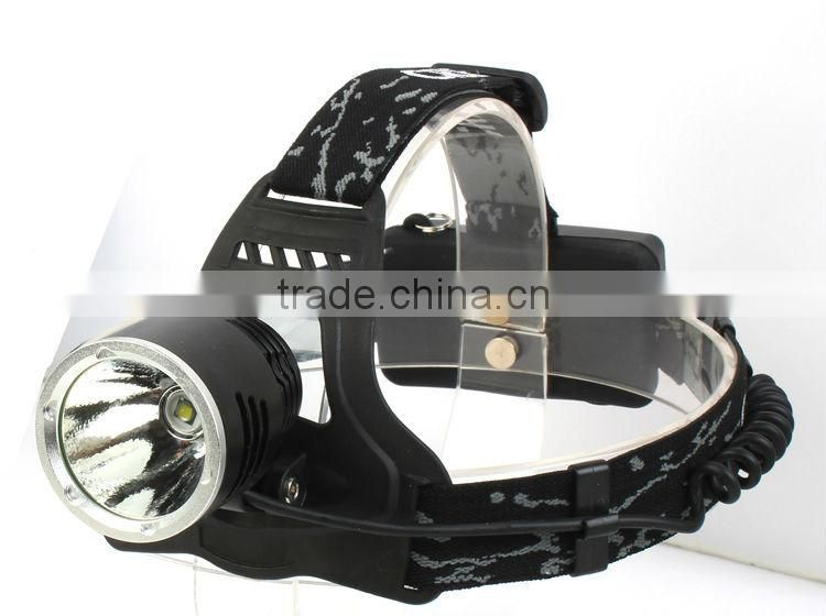 Goread GD11 rechargeable 18650 high bright xml-T6 led head lamp