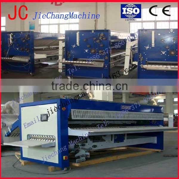 eb34deabe09 ... 2016 automatic clothes folder machine fabric folder folding machine ...