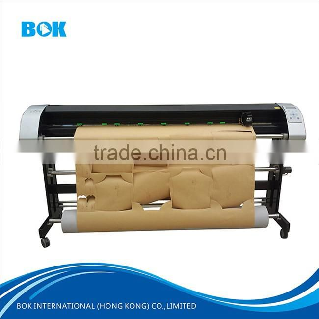 High quality garment cutting plotter machine paper cutting plotter with 185cm working width