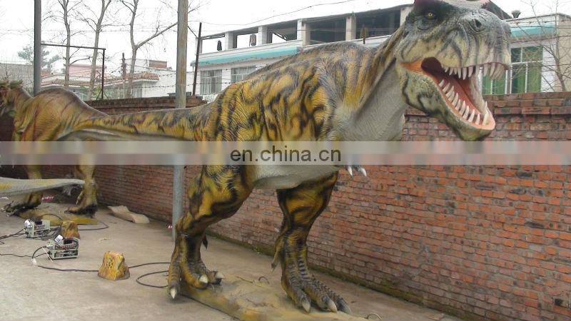 2016 BBC walking with dinosaurs costume