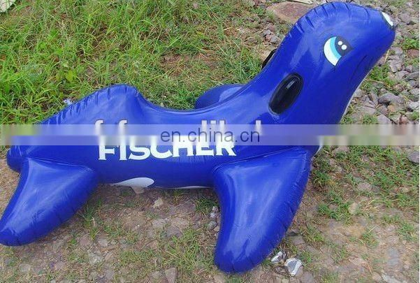Inflatable Sea Lion Ride