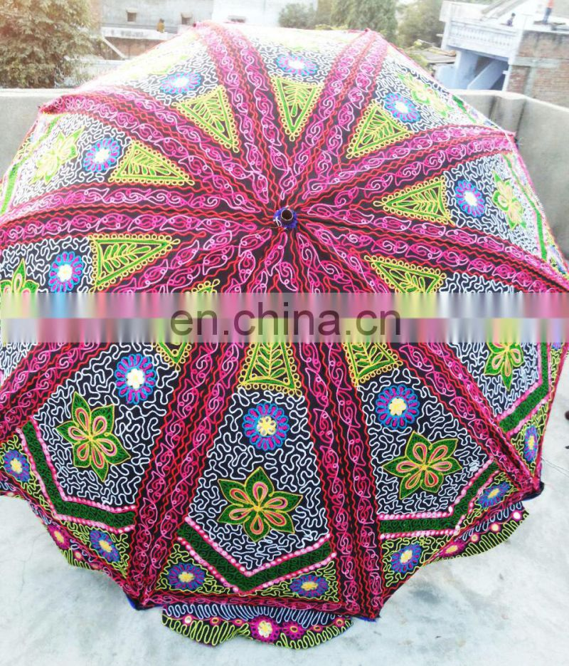 Cotton Parasol Decor