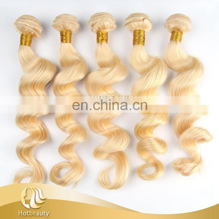 613# Weave Blonde Hotbeauty Natural wave