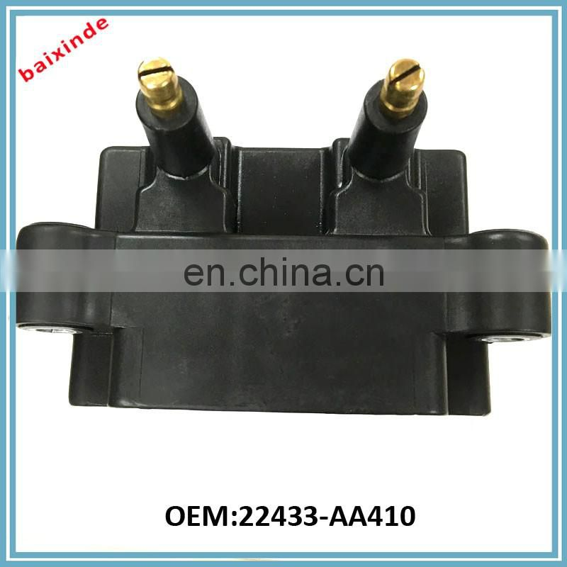high quality and high performance auto part Ignition coil for Subaru1 Legacy 2.5L 22433-AA410