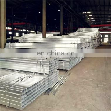 hot dipped galvanized steel pipe tube manufacturers china