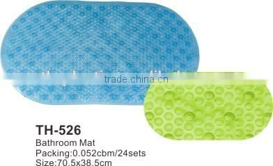 Wholesale Hot Sale Bathroom Mat Sets/Bathroom Mat TH526