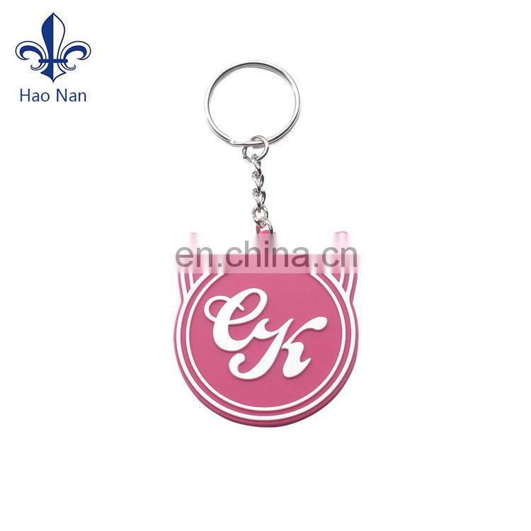 Quality Products New Style Professional Manufacturer Custom Design Colorful PVC Keychain