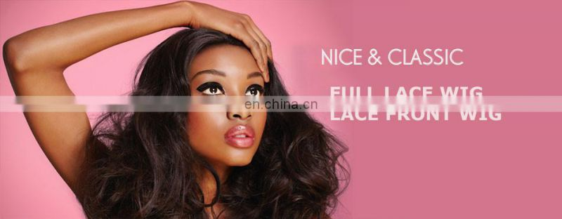 Ample supply and prompt delivery human hair lace wigs for small heads