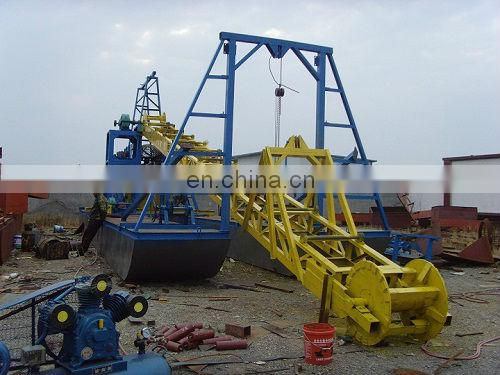 High quality industrial underground mining dredger