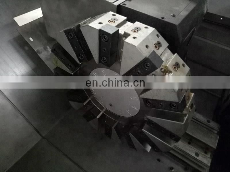 Cnc Lathe Machine Mesin Bubut with Stable Headstock Image