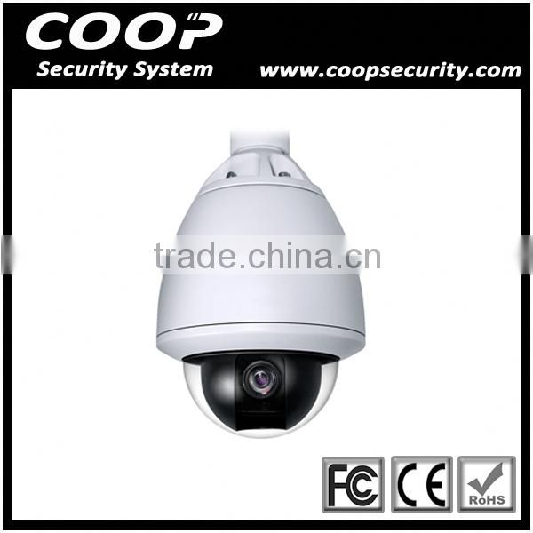 20X Zoom HD 1080P HD-SDI PTZ Laser Camera Sony CMOS High Speed Dome Camera