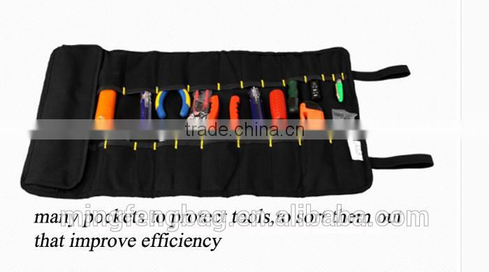 High Quality 600D Oxford Fabric Waterproof Hand Rolling Tool Bag