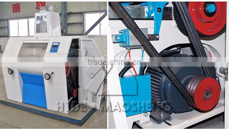 MSQ Fully automatic pneumatic roller grain mill