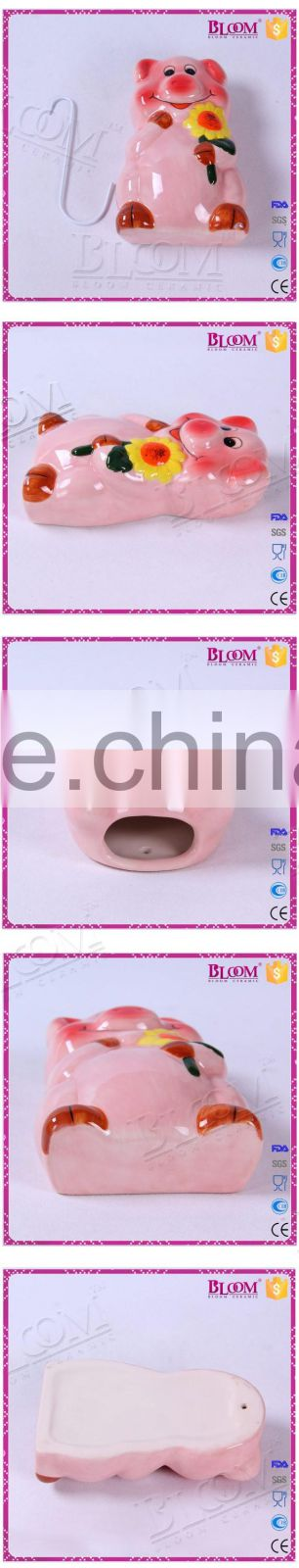 ceramic pig shape the humidifiers for air conditioning