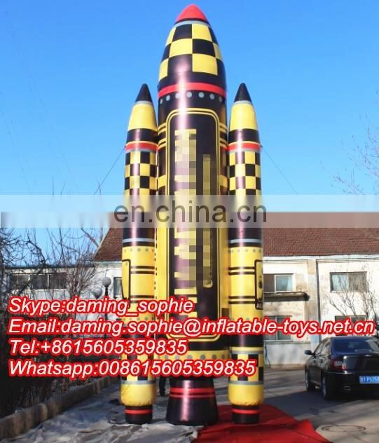 Airblowing Inflatable Tire Replica for Outdoors Advertising