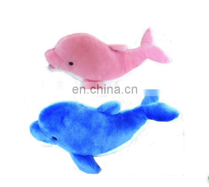 plush &stuffed soft plush soft cute dolphin toys