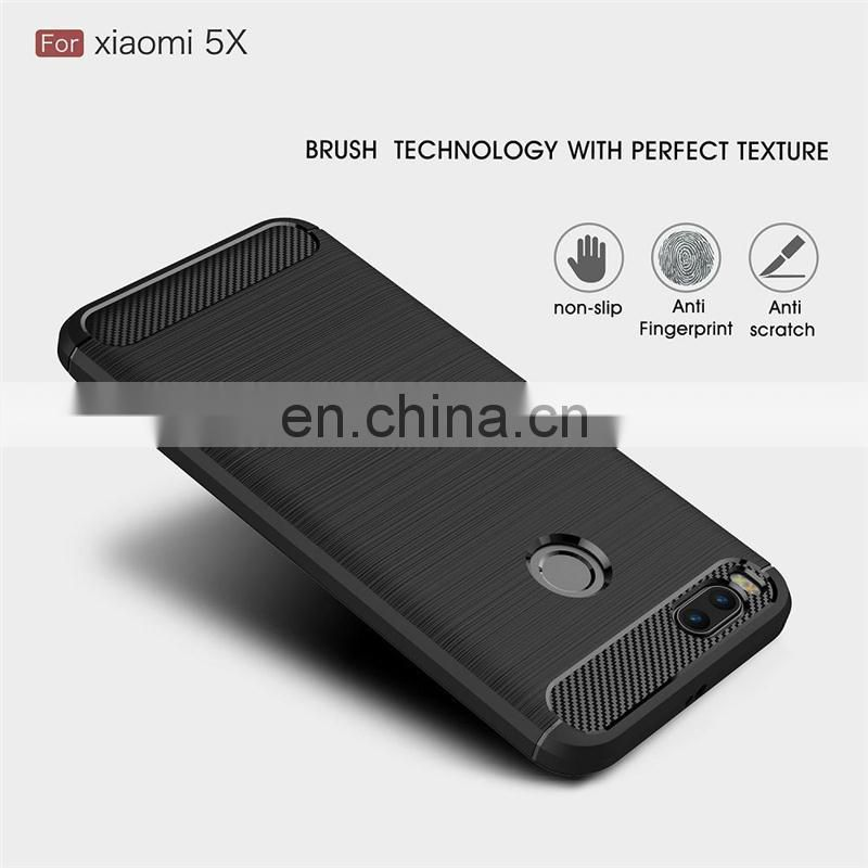 Online wholesale back cover with high quality, for mi 5x case