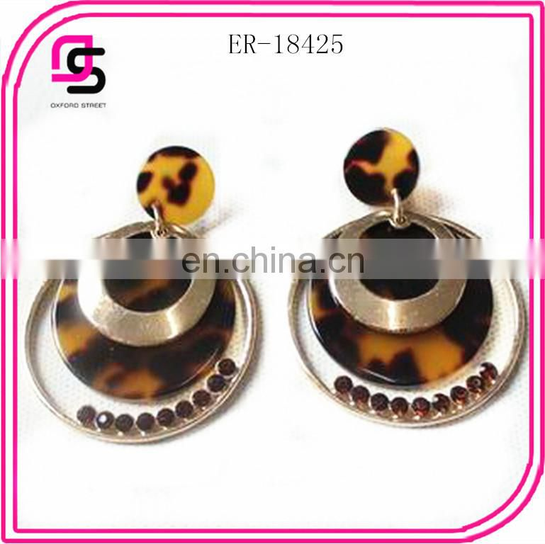 fashion shell tortoise jewelry with cross design