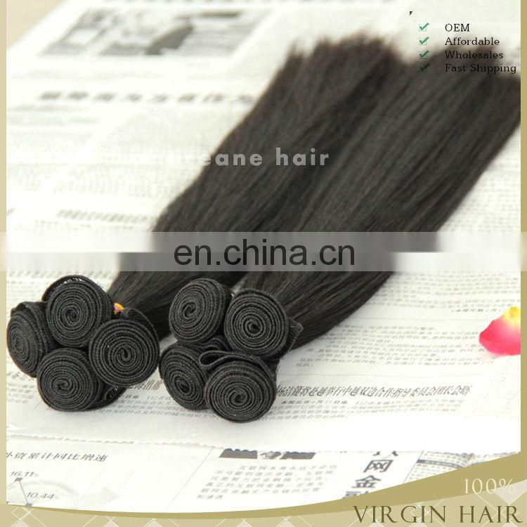 Large stock fast delivery raw unprocessed double drawn hot sale 100% peruvian hair