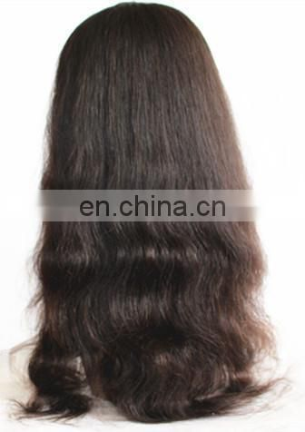 wholesale aliexpress human hair remy hair extension and wig image-sex-women 100% human hair full lace wig