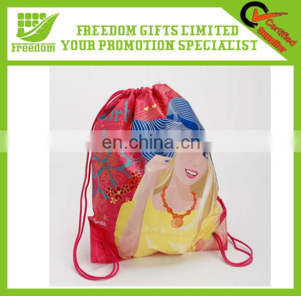 High Quality Waterproof Drawstring Bag