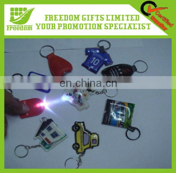 LED Logo Projector Keychain