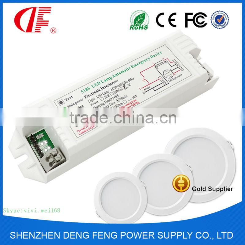 Aexit AC 100-240V Power Protection 5~8W LED Light Driver Waterproof Power Supply Output Uninterrupted Power Supply UPS DC 300mA