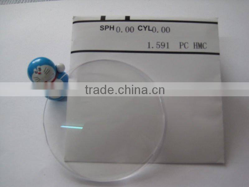 (CE)polycarbonate ophthalmic lens