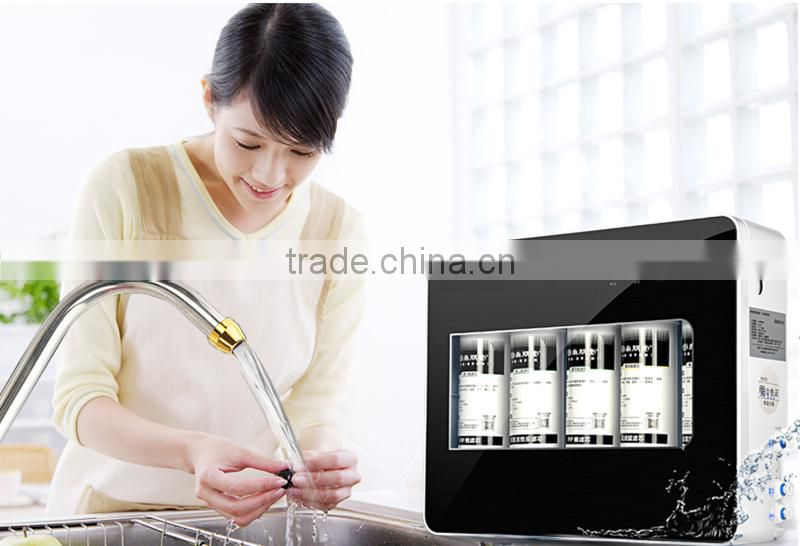 home stainless steel uv sterilizer RO Water purifier for drinking water from china supplier