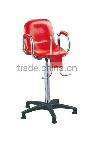 Salon Baby Barber hydraulic Chair with protecting handrail and pedal used beauty salon furniture F-9199