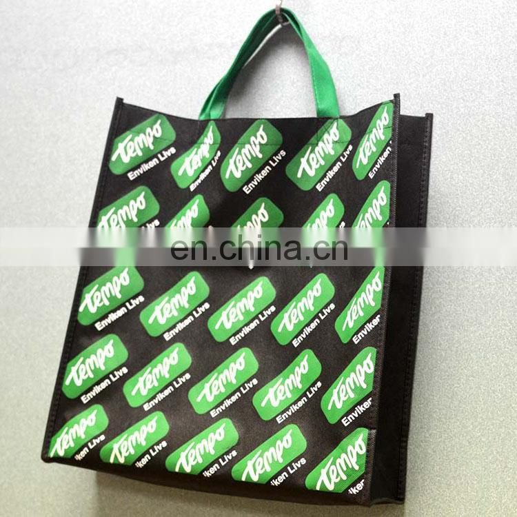Promotional Non Woven Shopping Bags Manufacturer,Cheap Custom Recycle Foldable PP Non Woven Bag